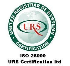 Logo URS ISO 28000