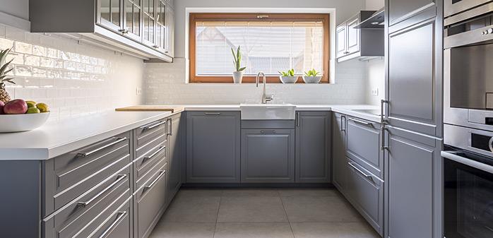 Plánované kuchyne Classic
