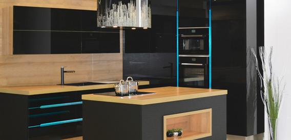 Plánované kuchyne Perfect